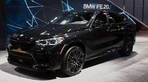 宝马X6 M(2020)竞赛-新款高性能X6