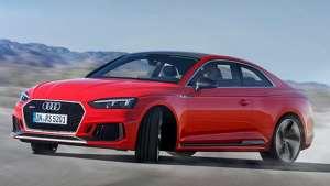奧迪RS4/RS5:可能是最適合所有人的性能車