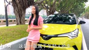 年轻人爱不释手 车德钢试驾广汽丰田C-HR