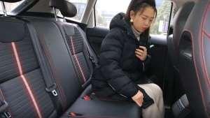 如果你是外形控,那你看柯米克GT后排座椅时或会走眼