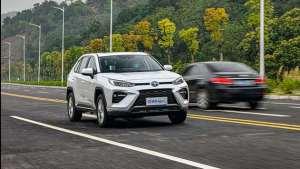 20万级别城市SUV新选择 试驾广汽丰田威兰达