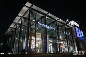 奔驰9月在华销量增53% 连续31个月破纪录