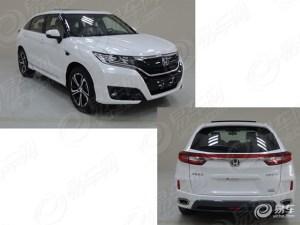 东风Honda明年推UR-V 冠道姊妹车/增1.5T