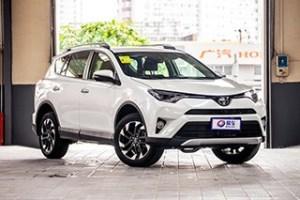RAV4荣放养车只需0.88元/公里 保养很便宜