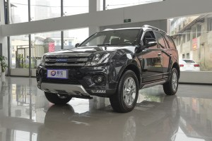 拒绝娘炮!20万元以内国产硬派SUV推荐
