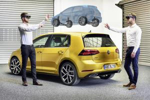大众汽车采用虚拟技术研发未来汽车