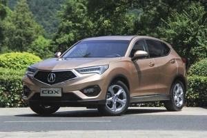 讴歌CDX养车0.93元/公里 基础保养免费/油耗低