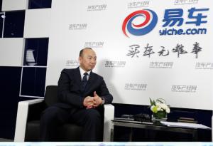 李建华:瑞风S7面向消费升级而来 销量有望年底过万
