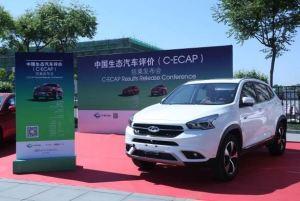 """瑞虎7斩获C-ECAP金牌 """"最环保SUV""""是如何炼造的?"""