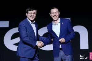 快讯| 李斌牵手杨元庆 汽车智能时代将加速到来
