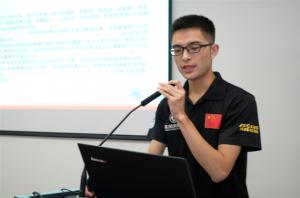中国汽车先锋力量走进江淮之湖北汽车工业学院东风HUAT车队