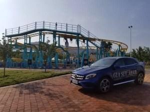新一代奔驰GLA上市首月销量突破6000台 环比增长29%