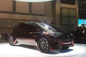 丰田东京车展连发7款新车 聚焦新能源与人工智能