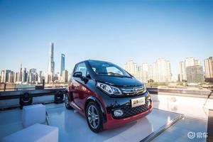 合资敲定又逢喜事 众泰E200发力经济型电动车市场