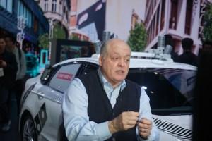 CES|福特对开发自动驾驶不再感兴趣 Jim Hackett畅想未来街区