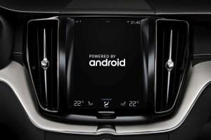 沃尔沃用Android  谷歌开始大踏步布局车载系统 |锂钛出行