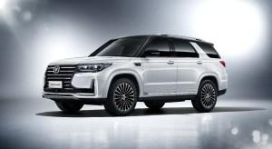 尝鲜抢购价15.59万-20.39万 五分PK10旗舰级SUV全新CS95耀世登场