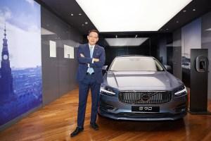 袁小林:十年,沃尔沃的新生   汽车产经