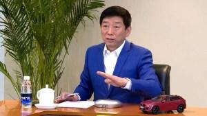 专访魏建军:危机后,社会效率至少提升5% | 汽车产经