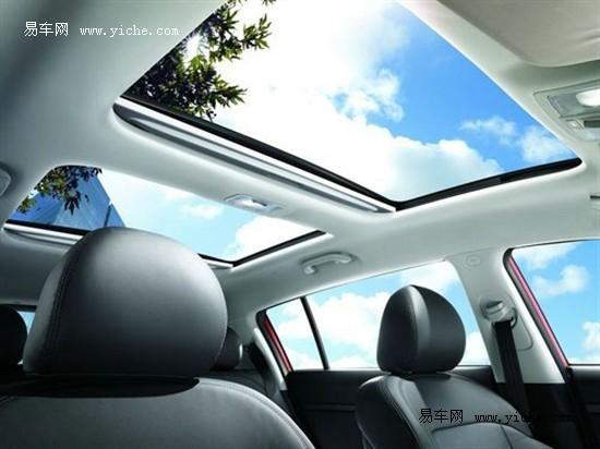 轿车天窗结构图