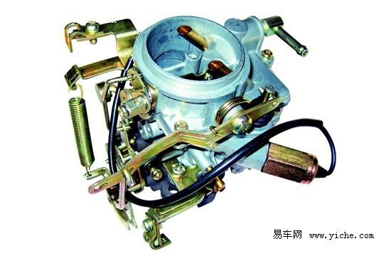 化油器高清图片
