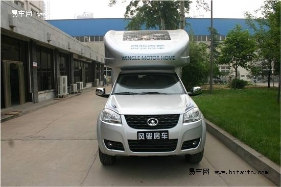 【图文】长城风骏房车2012款介绍及价格配置表