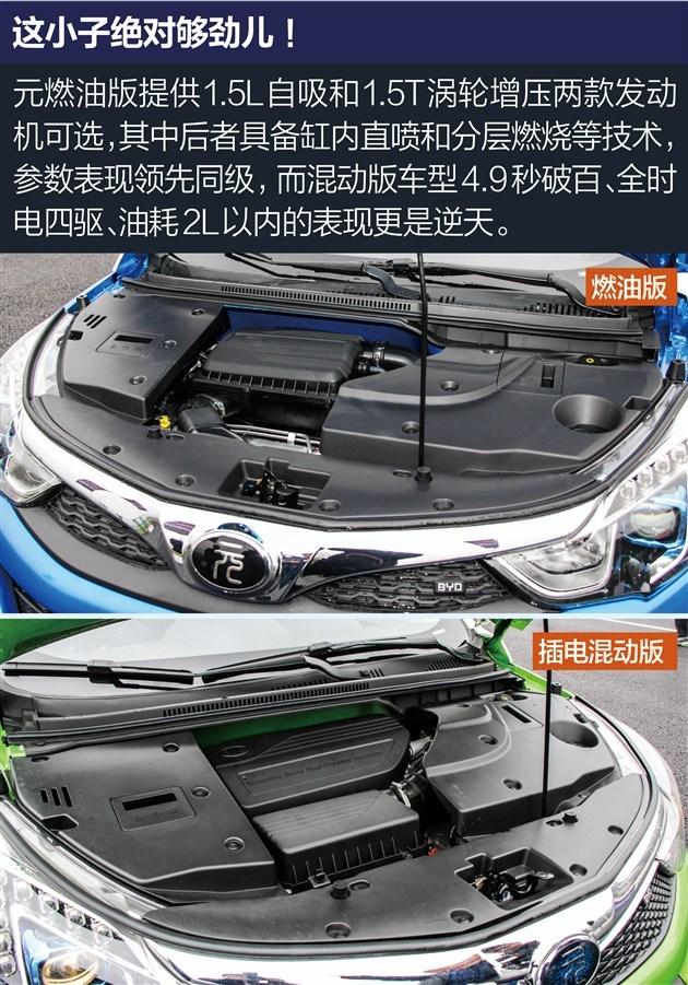比亚迪元上市 售价5.99万起 金鼎现车高清图片