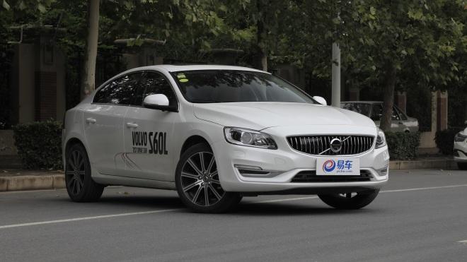 2019款 沃尔沃S60L T5 智驭版