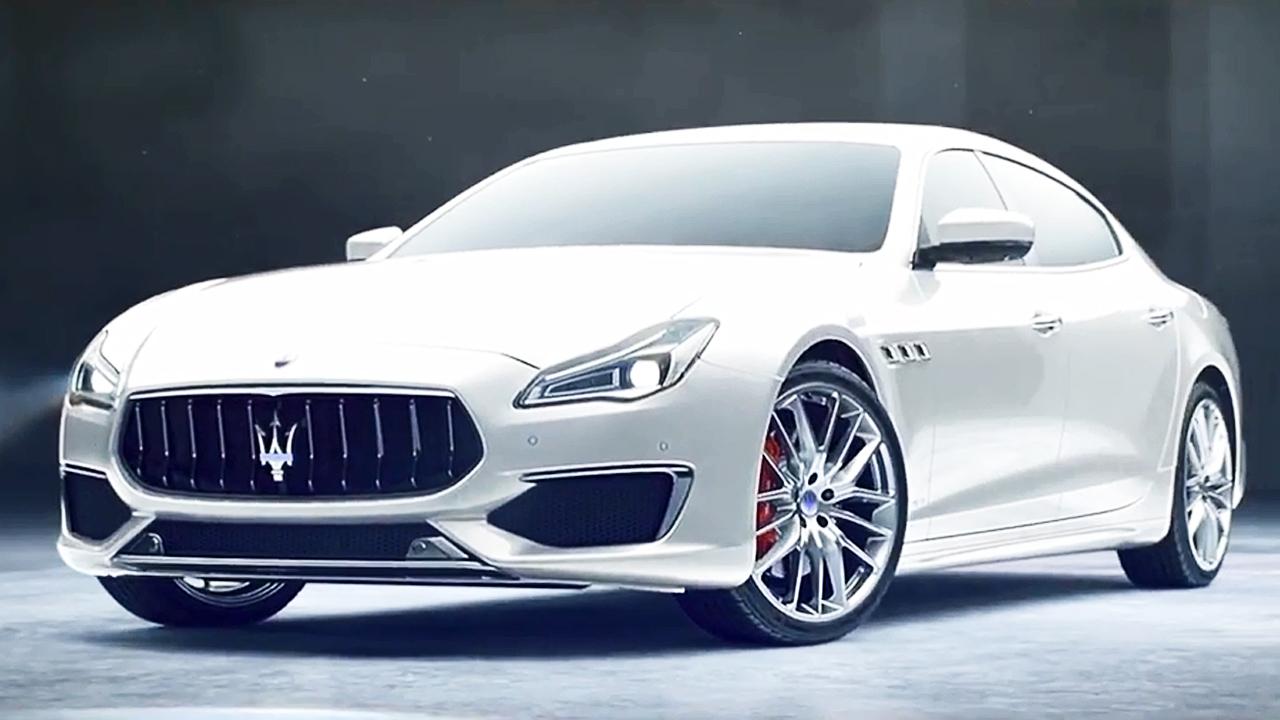 新款玛莎拉蒂总裁 高性能豪华四门轿车