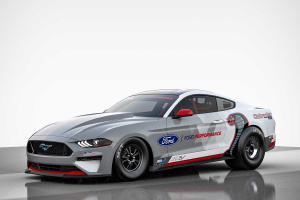 Mustang 纯电动