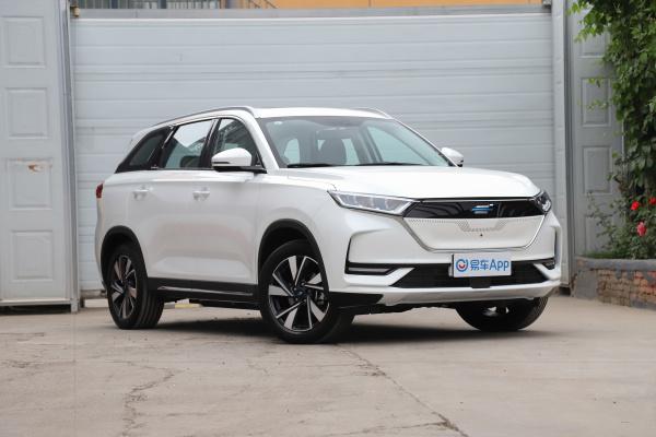 置换长安欧尚X7 EV享受补贴加优惠4.5万