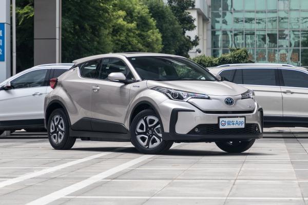丰田C-HR EV享受补贴还优惠0.5万元