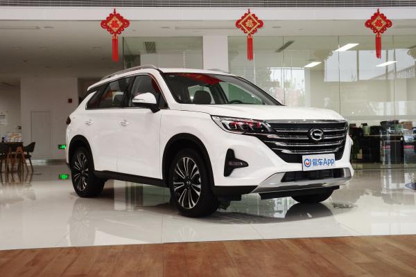 传祺GS5 北京长申2021款新车上市啦