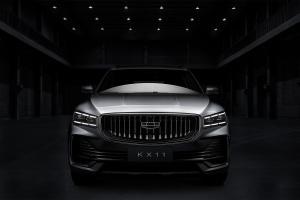 吉利KX11