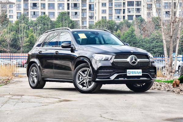 置换奔驰GLE优惠高达2.7万元
