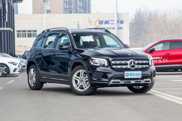 置换奔驰GLB优惠高达4.8万元