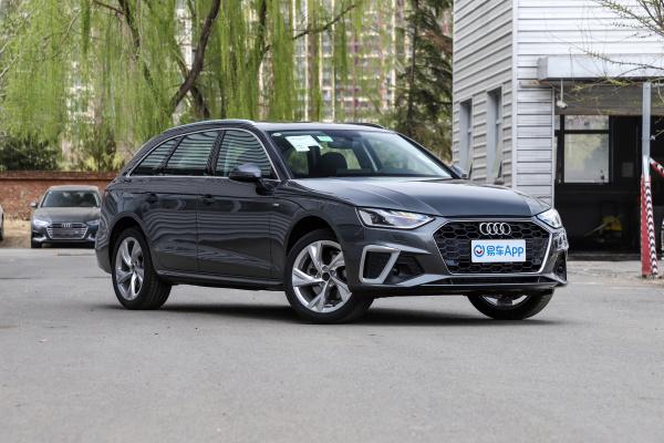 新丰泰奥迪A4(进口)优惠高达2.64万元