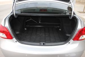 行李箱空间(第3排打开)