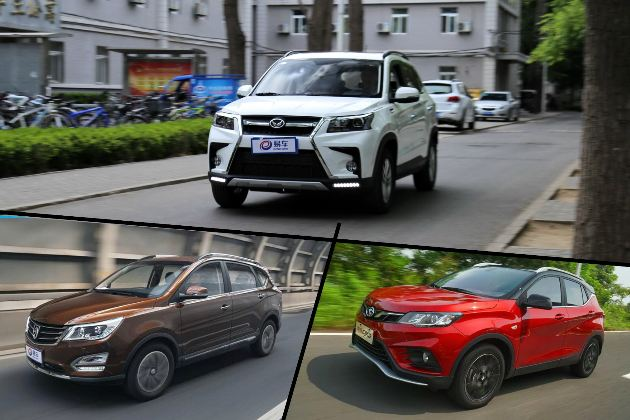 7万元自主品牌SUV推荐