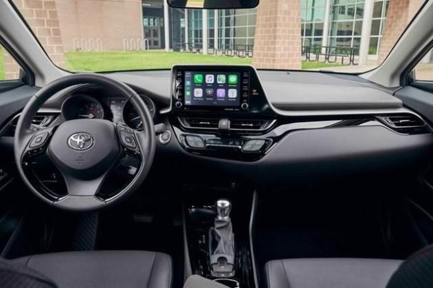 美规新款丰田C-HR官图发布 新增Nightshade版车型/配置丰富(图5)