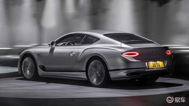 宾利欧陆GT Speed官图发布 搭载6.0T W12发动机