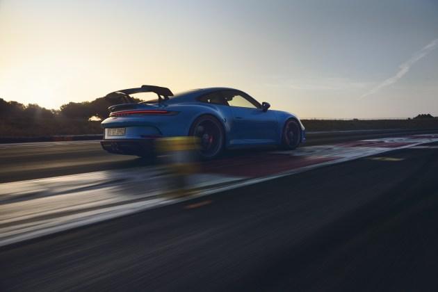 保时捷911全系涨价 911 GT3海外开售/起售价106.6万元起